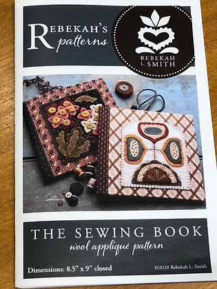 Rebekah Smith The Sewing Book