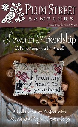Plum Street Sewn in Friendship