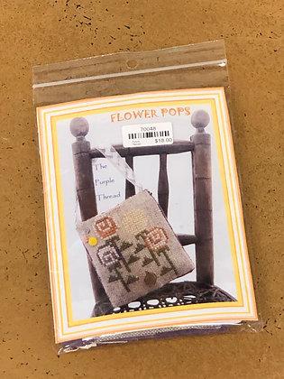The Purple Thread Flower Pops Kit