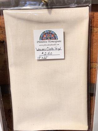 """Weavers Cloth 18""""x22"""""""