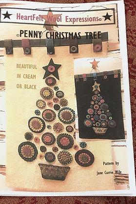Penny Christmas Tree