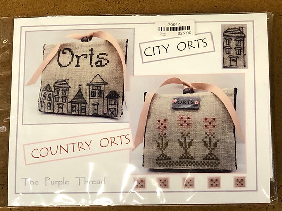 The Purple Thread City Orts & Country Orts Kit