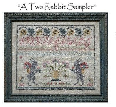 La D Da A Two Rabbit Sampler