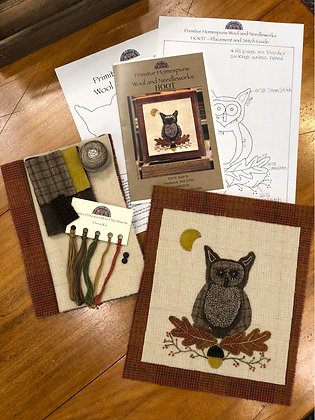 Hoot Kit w/Pattern