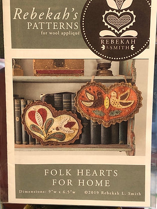 Folk Arts for Home Pattern