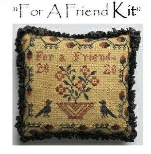 La D Da For a Friend Kit