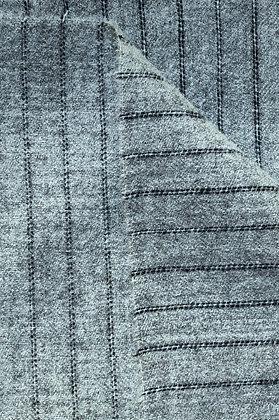 Reversible Gray Stripe