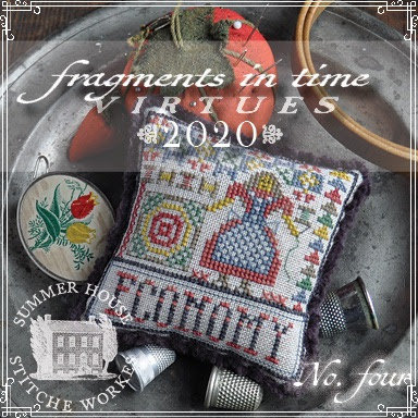 Summer House Stitche Workes Fragments in Time No.4