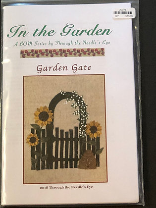 BOM Garden Gate