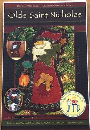JTD  Olde Saint Nicholas