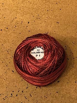 Valdani #12 Pearl Cotton P1 ~P12