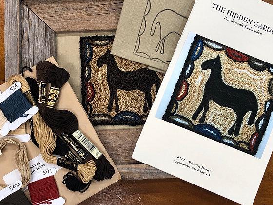 #112 Primitive Horse kit