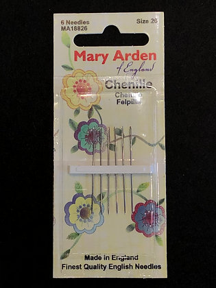MaryArden #26 Chenille Needles