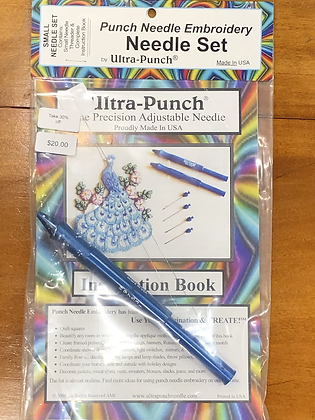 Ultra Punch with Small Tip