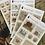 Thumbnail: Heartstring Samplery Sticker Sheets