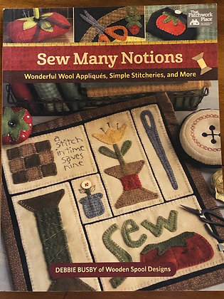 See Many Notions by Debbie Busby