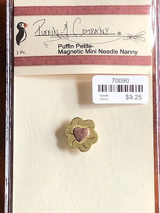 Puffin Company Flower mini needle nanny