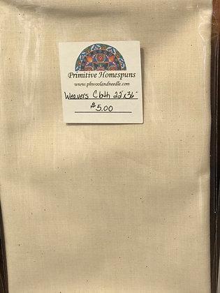 """Weavers Cloth 22""""x36"""""""