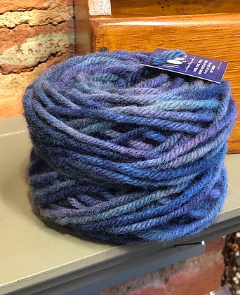 Hand Dyed Blue/purple #2502