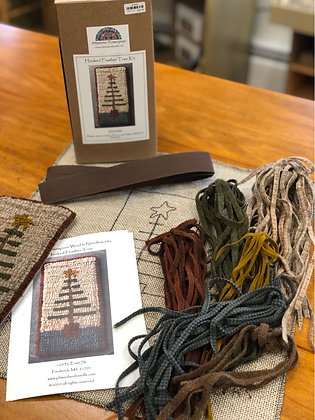 Hooked Feather Tree Kit (wooden box sold separately )