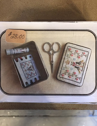 Sweetheart Sewing Tin