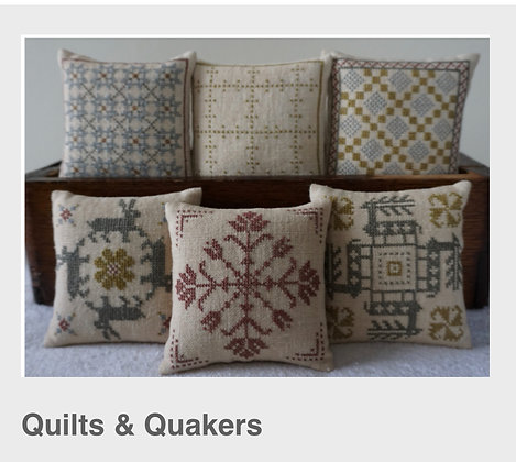 Quilts & Quakers