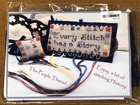 The Purple Thread Every Stitch Kit