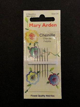MaryArden #24 Chenille Needles