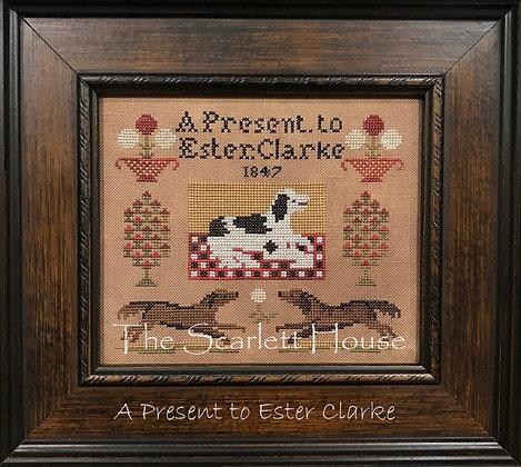 A Present to Ester Clarke