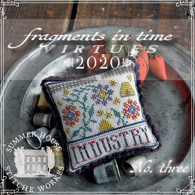 Summer House Stitche Workes Fragments in Time No.3
