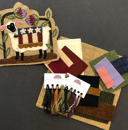 Lady Liberty Kit (Pattern sold separately)