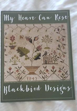 Blackbird Designs My Heart Can Rest