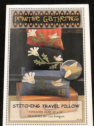 BB Stitching Travel Pillow