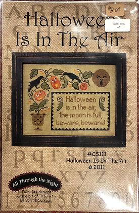 """All Through the Night """"Halloween is in the Air"""""""
