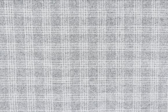 New Gray/White Plaid