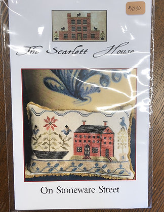 On Stoneware Street by Scarlett House
