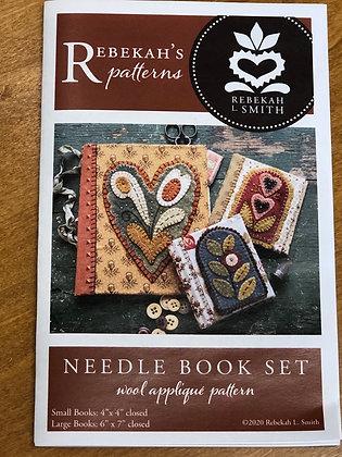 Rebekah Smith Needle Book Set