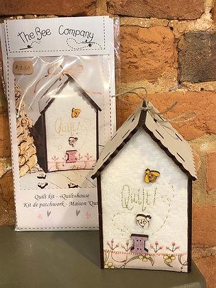Quilt House Kit