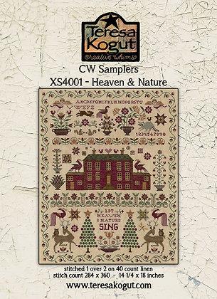 Tersa Kogut Heaven & Nature Cross Stitch