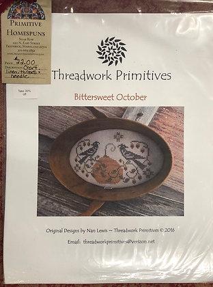 "Threadwork Primitives ""Bittersweet October"" kit"