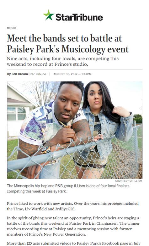 iLLism, Paisley park