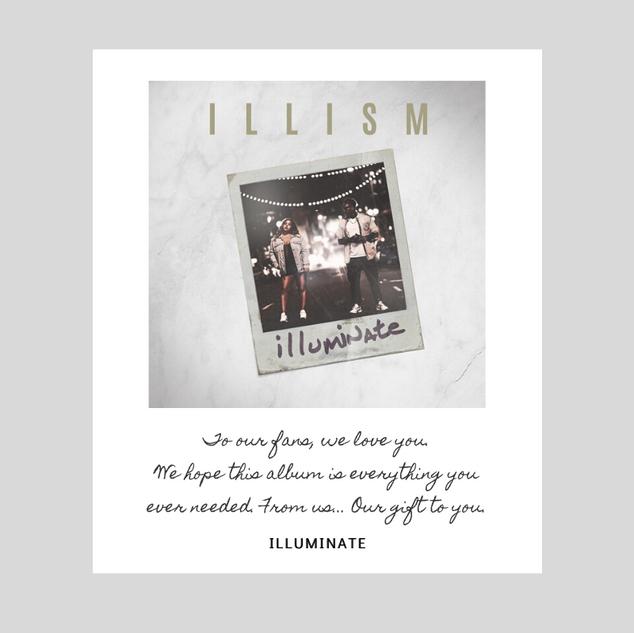 iLLism, iLLuminate album release.png
