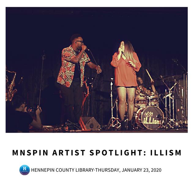 MNspin artist spotlight iLLism