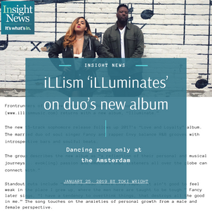 iLLism, Insight news, album review