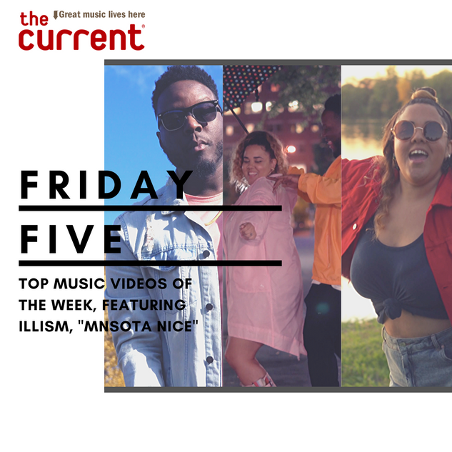 the current firday five with iLLism