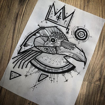 Bran the Raven King Contact me for booki