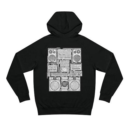 Synthjam Unisex Supply Hood