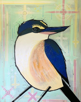 *New Work Kingfisher  This and several o