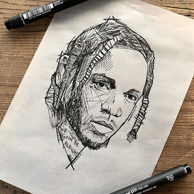 Kendrick Lamar Another one of my sons we