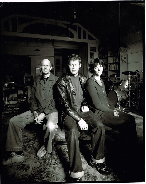 Plan 9, music studio, 2004, Te Aro Wellington